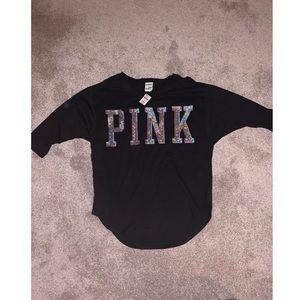Black VS PINK shirt